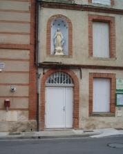 Le couvent des Soeures de la Charité